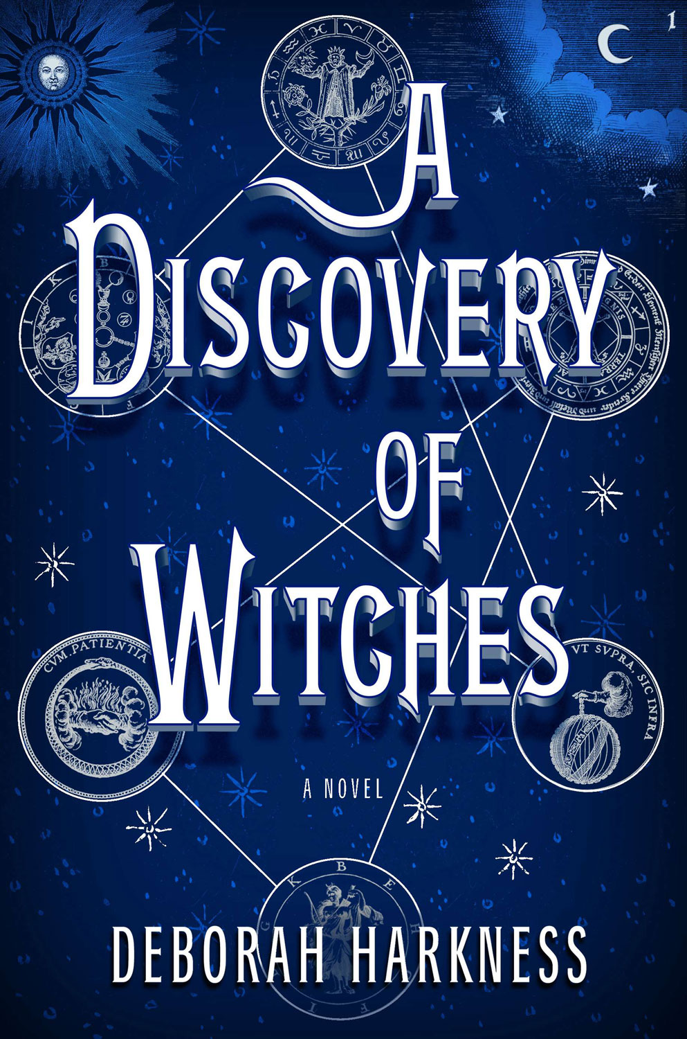 Deborah Harkness, A Discovery of Witches, All Souls Trilogy 1 (2011)