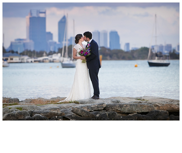 Catherine & Ray | Kings Park & Nedlands Yacht Club