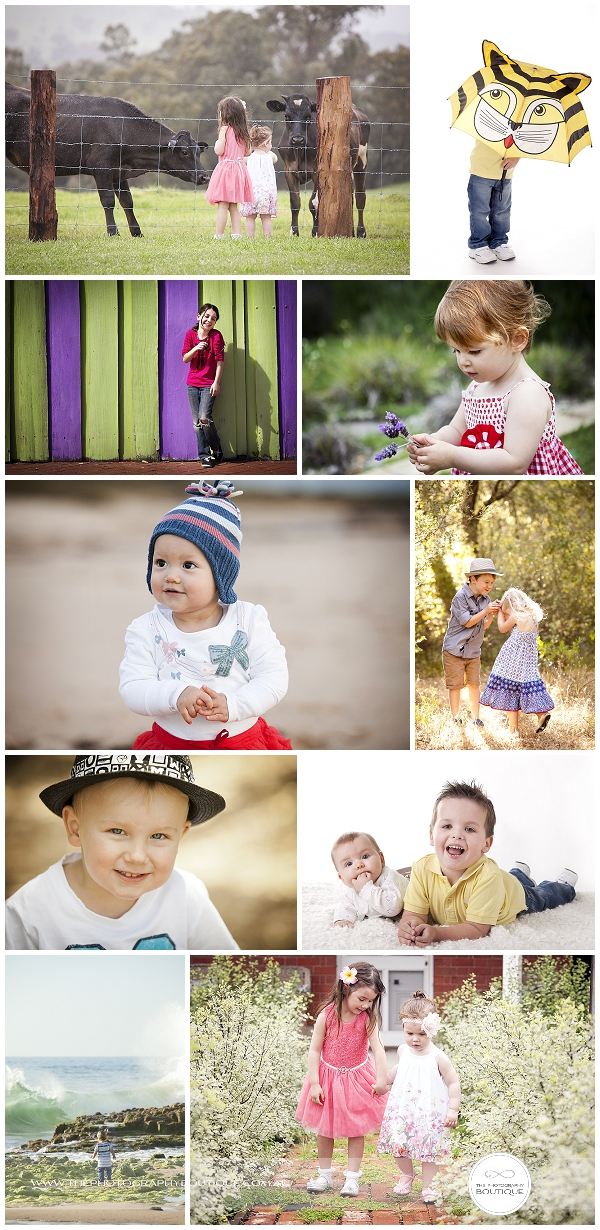 quality kids portraits