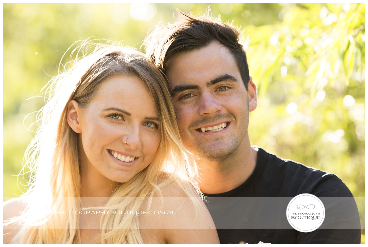 Bunbury engagement photography