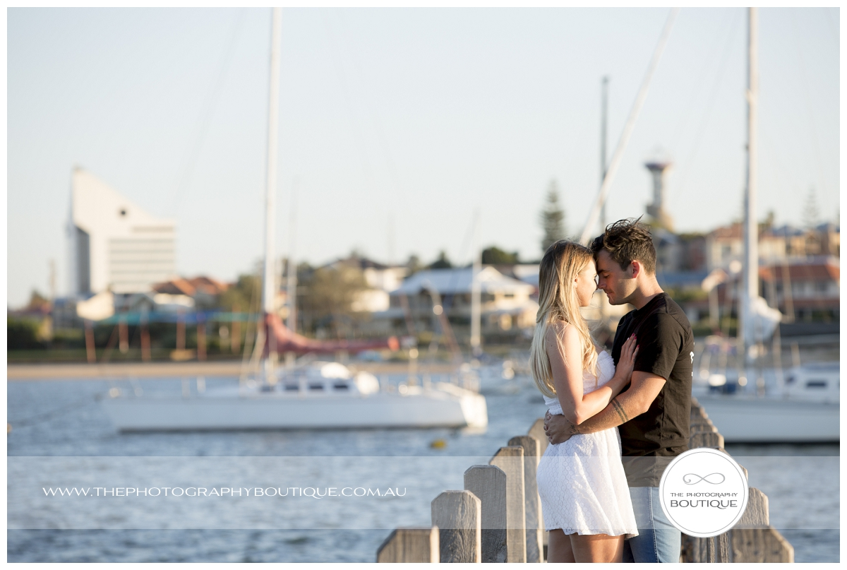 Bunbury couples photographer
