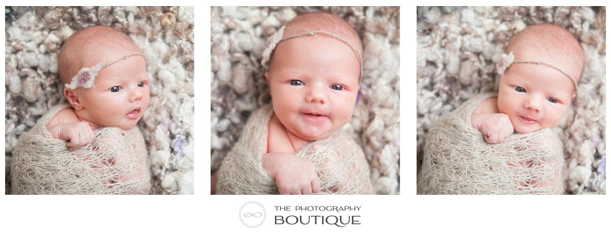 newborn expressions natural