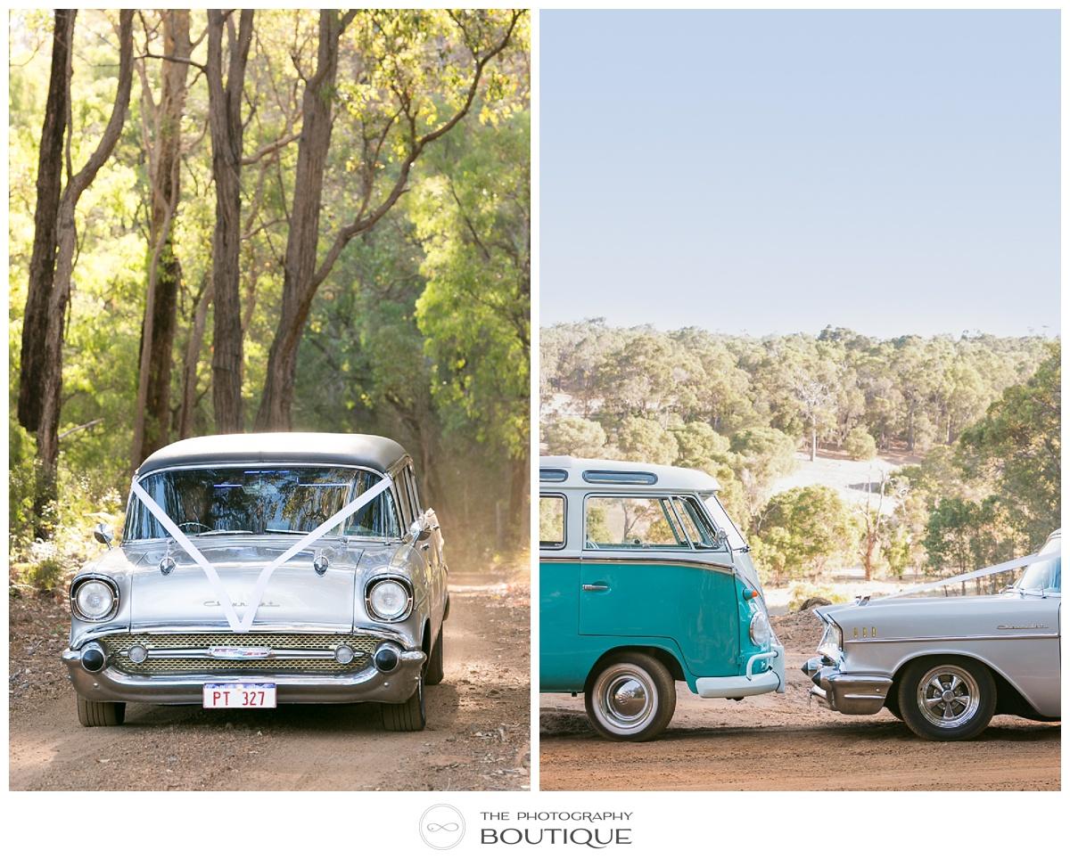 chevy limo and kape kombi wedding cars margaret river