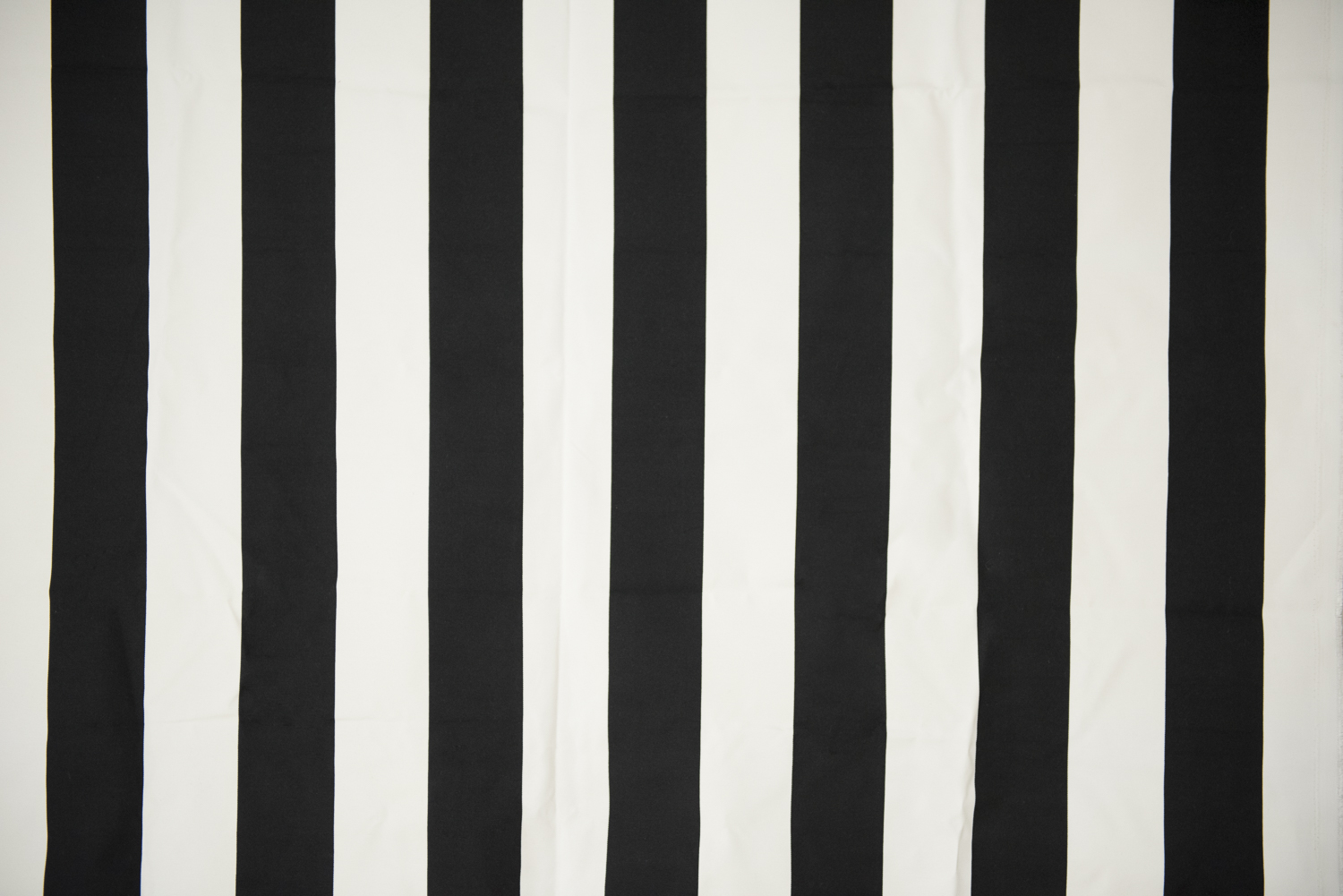 Black & White Thick Stripe