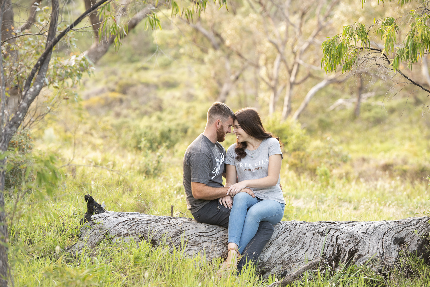 Bunbury Natural Engagement Portrait Photographer (8 of 13).jpg
