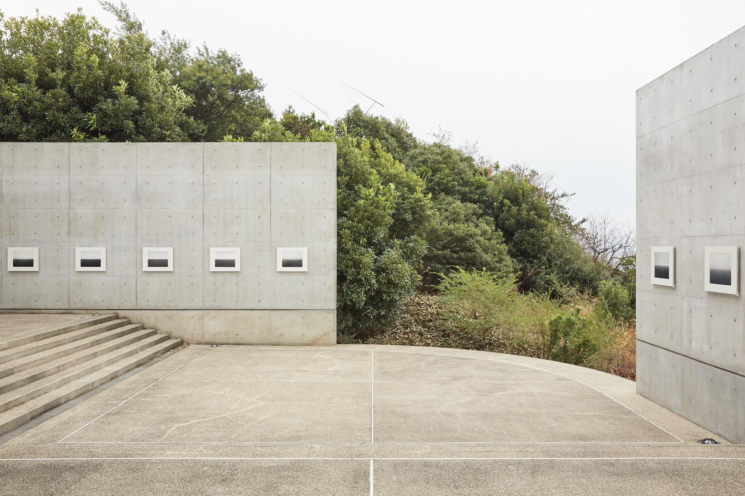 BENESSE HOUSE  Photographed for Home Magazine Tadao Ando Naoshima Island, Japan