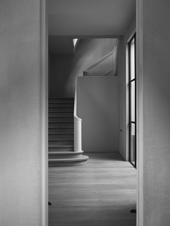 VAN DUYSEN RESIDENCE   Home Magazine Vincent Van Duysen Antwerp, Belgium