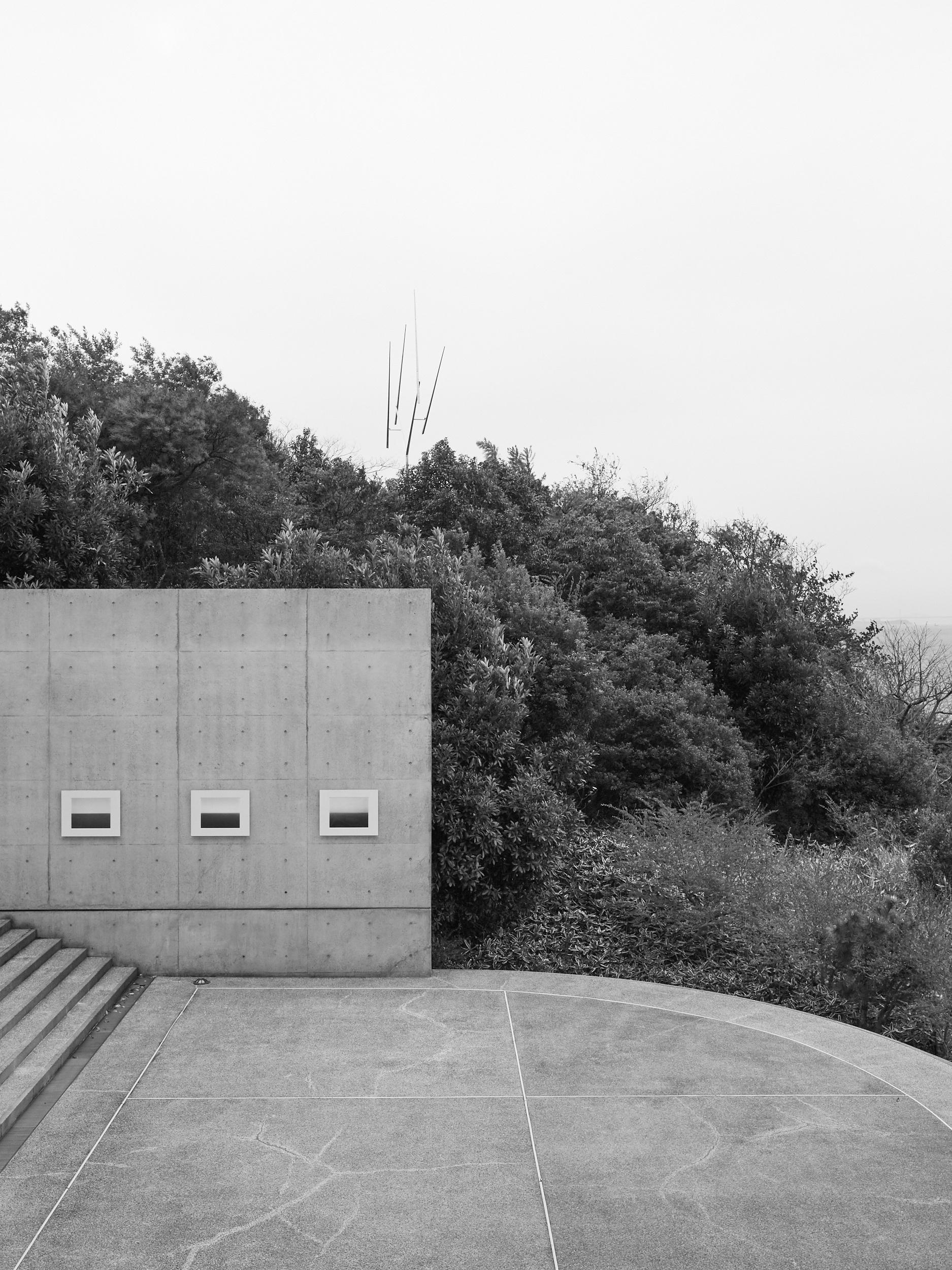 BENESSE HOUSE   Home Magazine Tadao Ando Naoshima, Japan