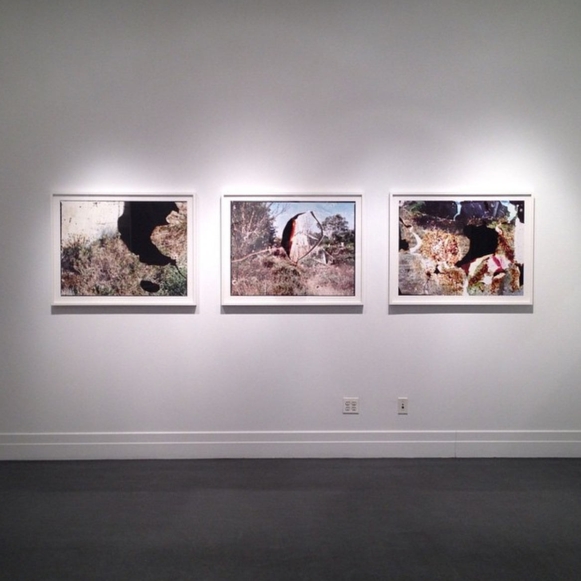 'About Land' at  Klompching Gallery , New York, 2014