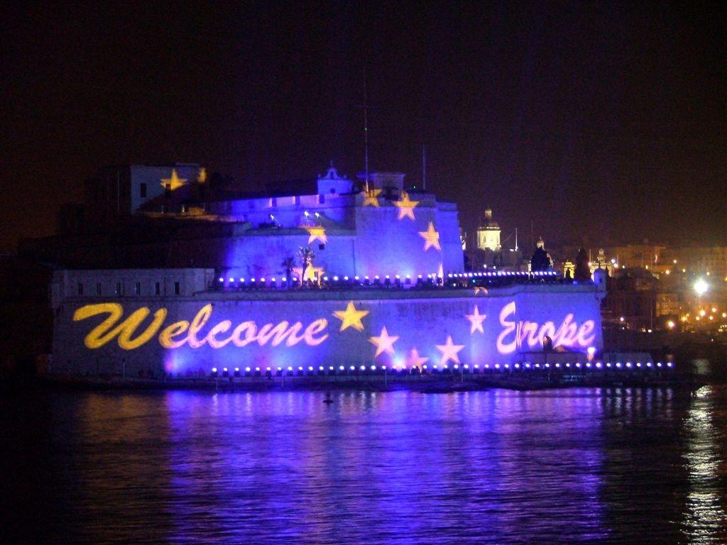 Malta's EU Celebrations