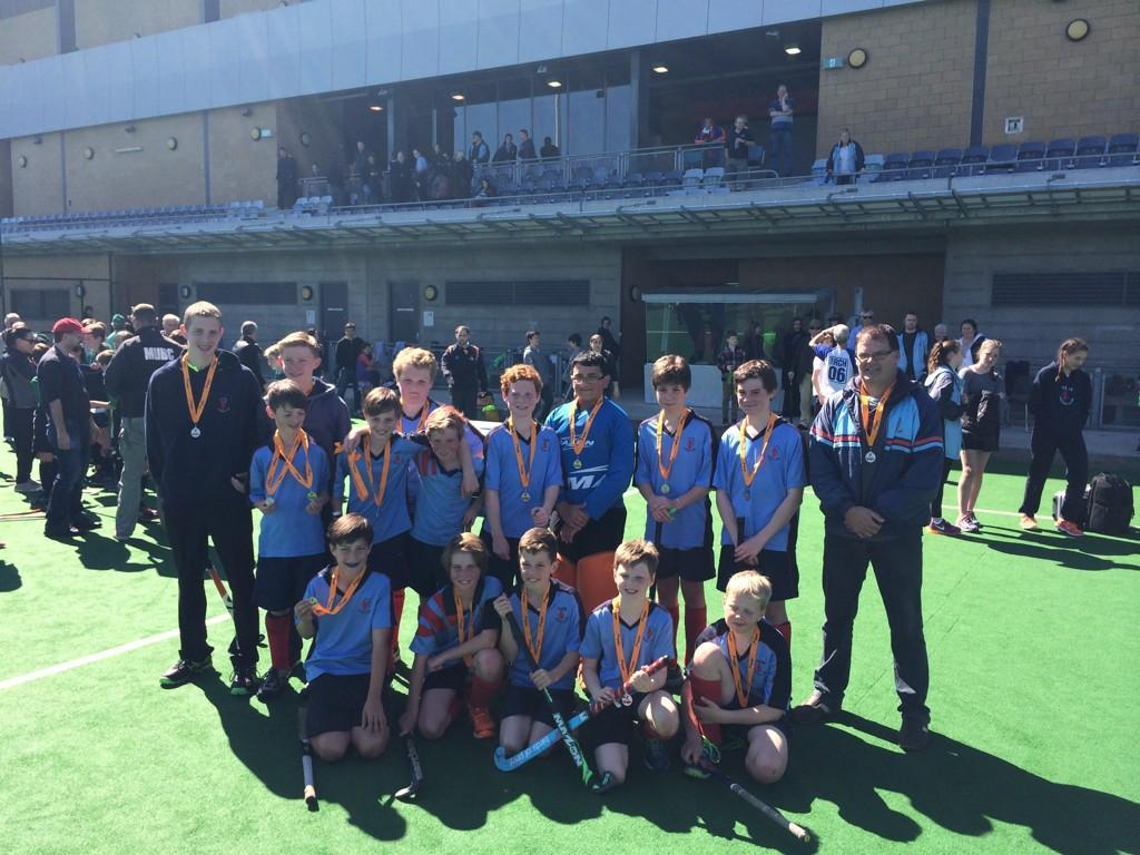 U12 Boys Shield B