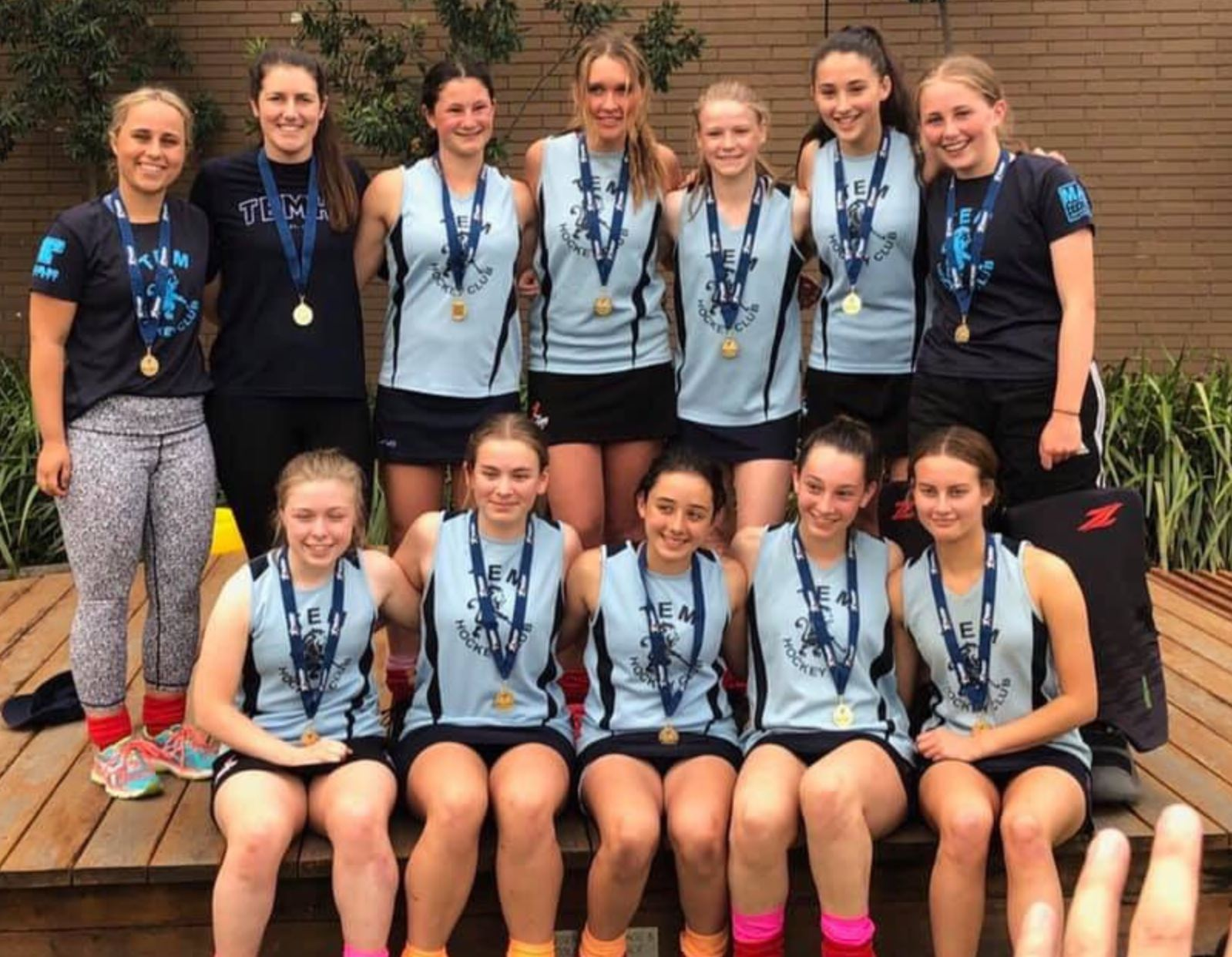 2018 - U15 Girls Indoor Club Championship