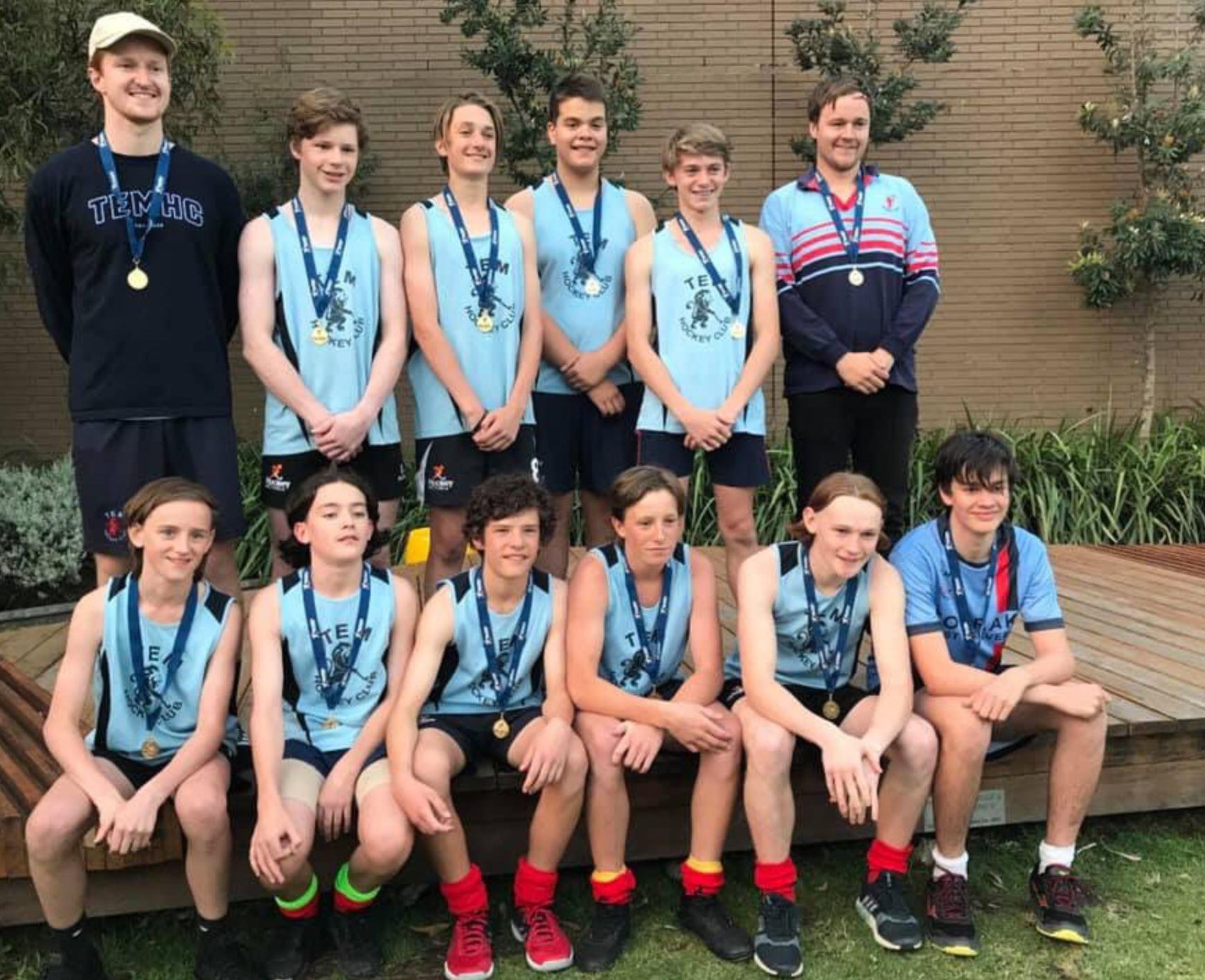 2018 - U15 Boys Indoor Club Championship