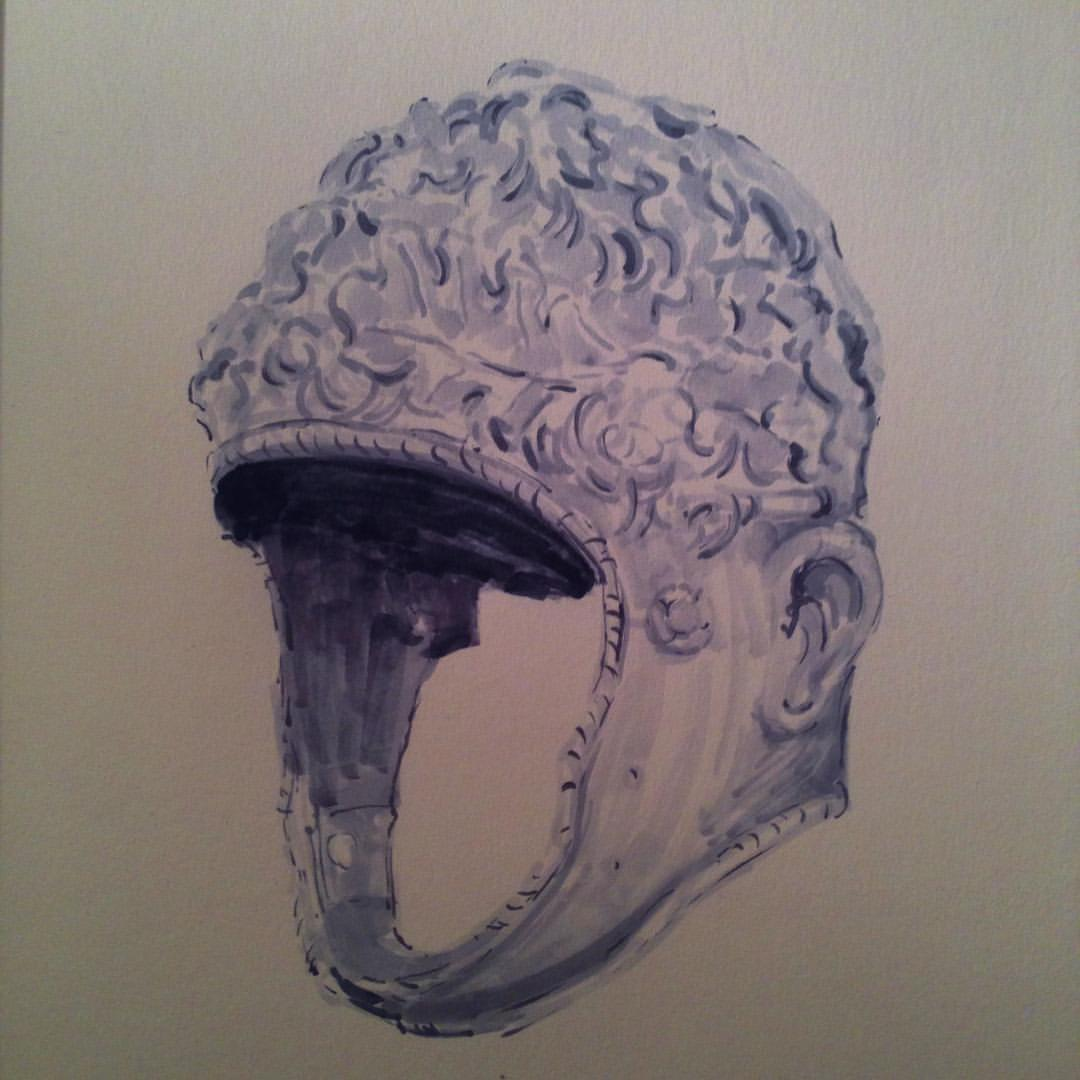 No.20 #inktober #ink #copicmarkers #arthabit #art #drawing #sketching #sketchbook