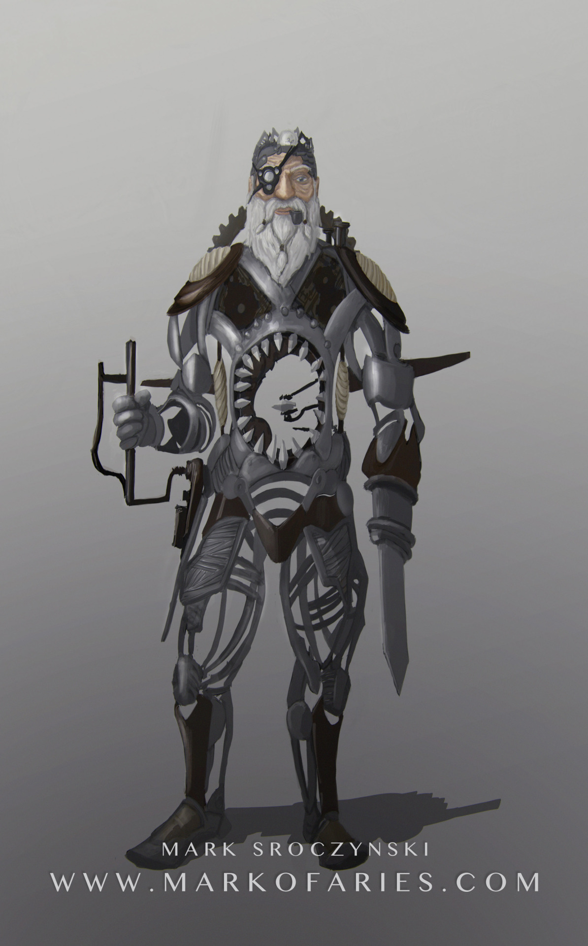 Dwarf Mechanic