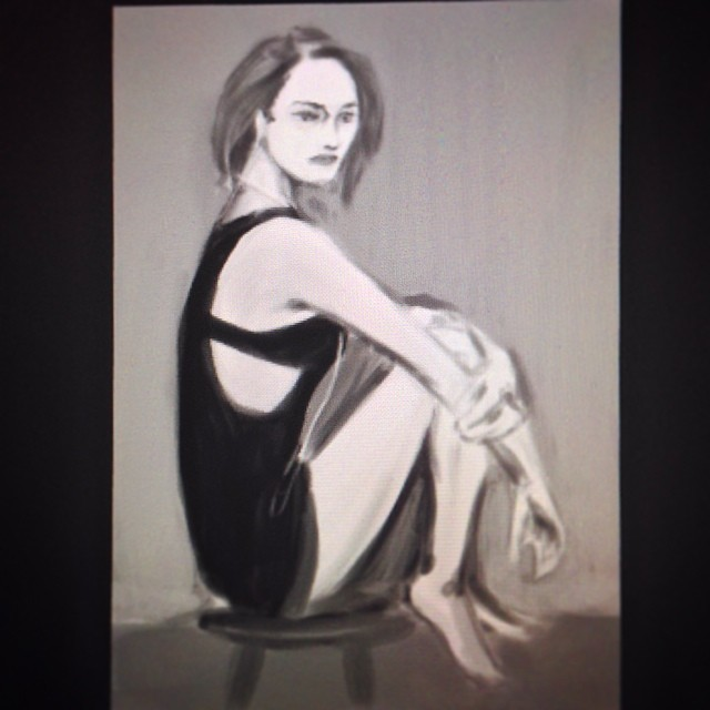 #art #illustration #painting #girl #female #draweveryday #sketching #sketchbook