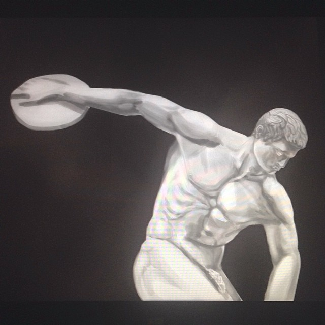 #study #masterstudies #ancient #greek #statue #painting #illustration #drawing #art #sketchbook