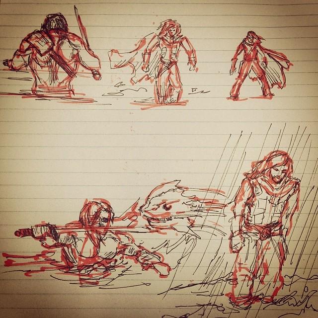 #hercules #noah #movies #fanart #sketch #sketchbook #draw #art #illustration