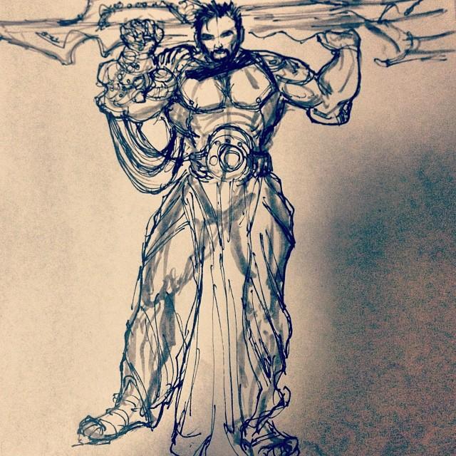 Quick #mukeshsingh #study #art #drawing #illustration