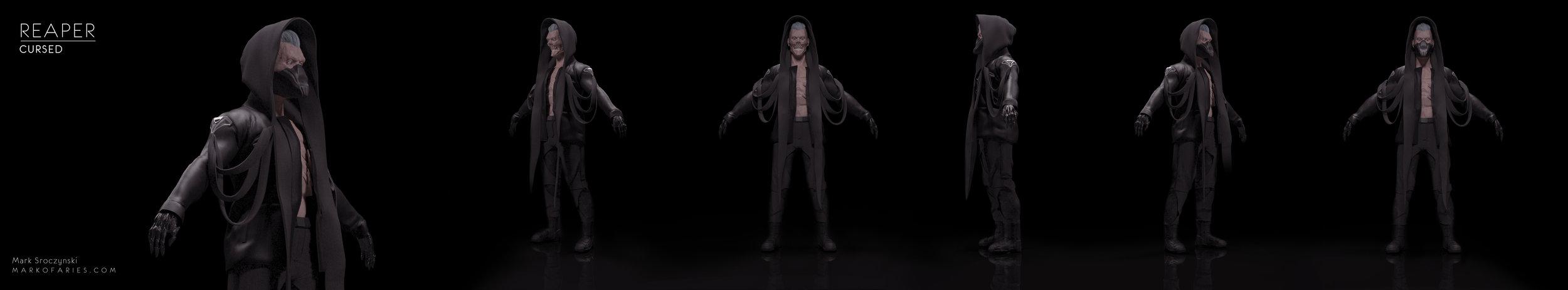 Reaper black