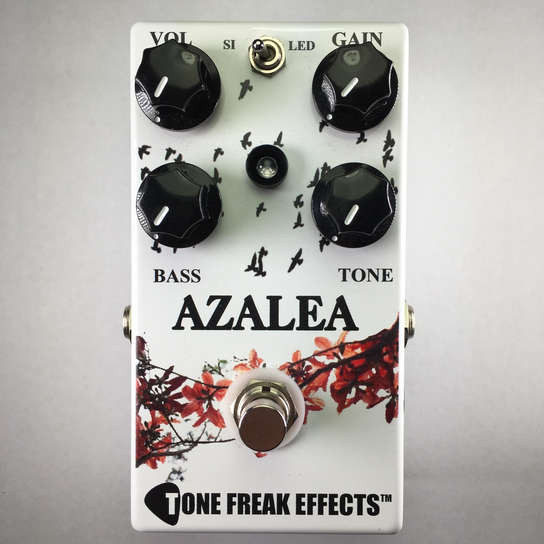 Tone Freak Azalea Overdrive Pedal