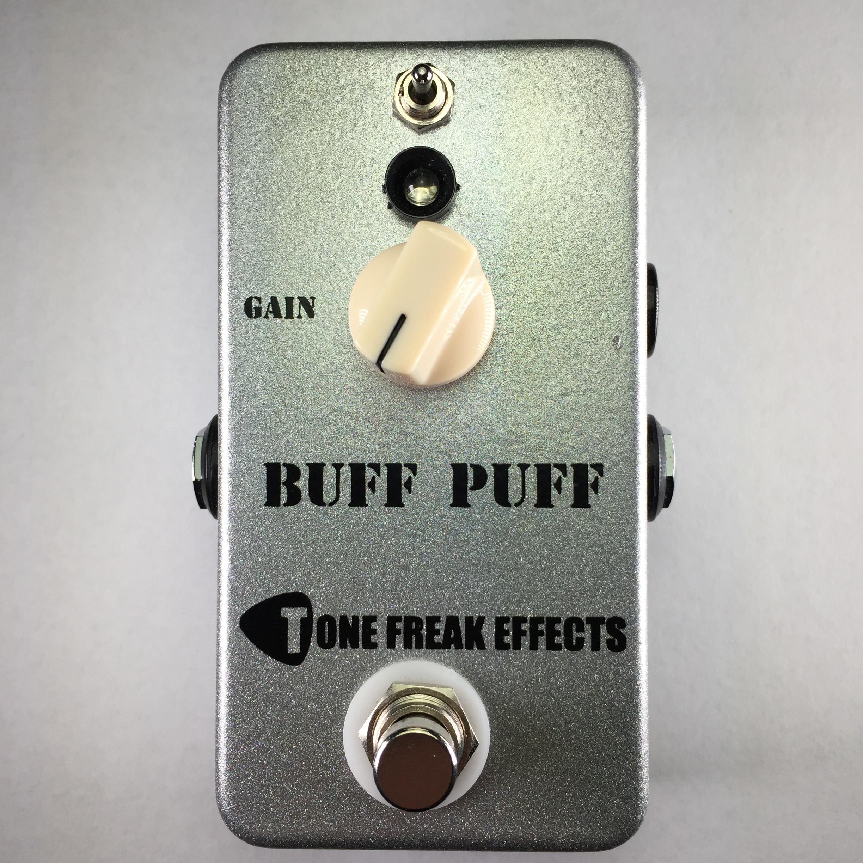 Tone Freak Buff Puff Boost Buffer Pedal