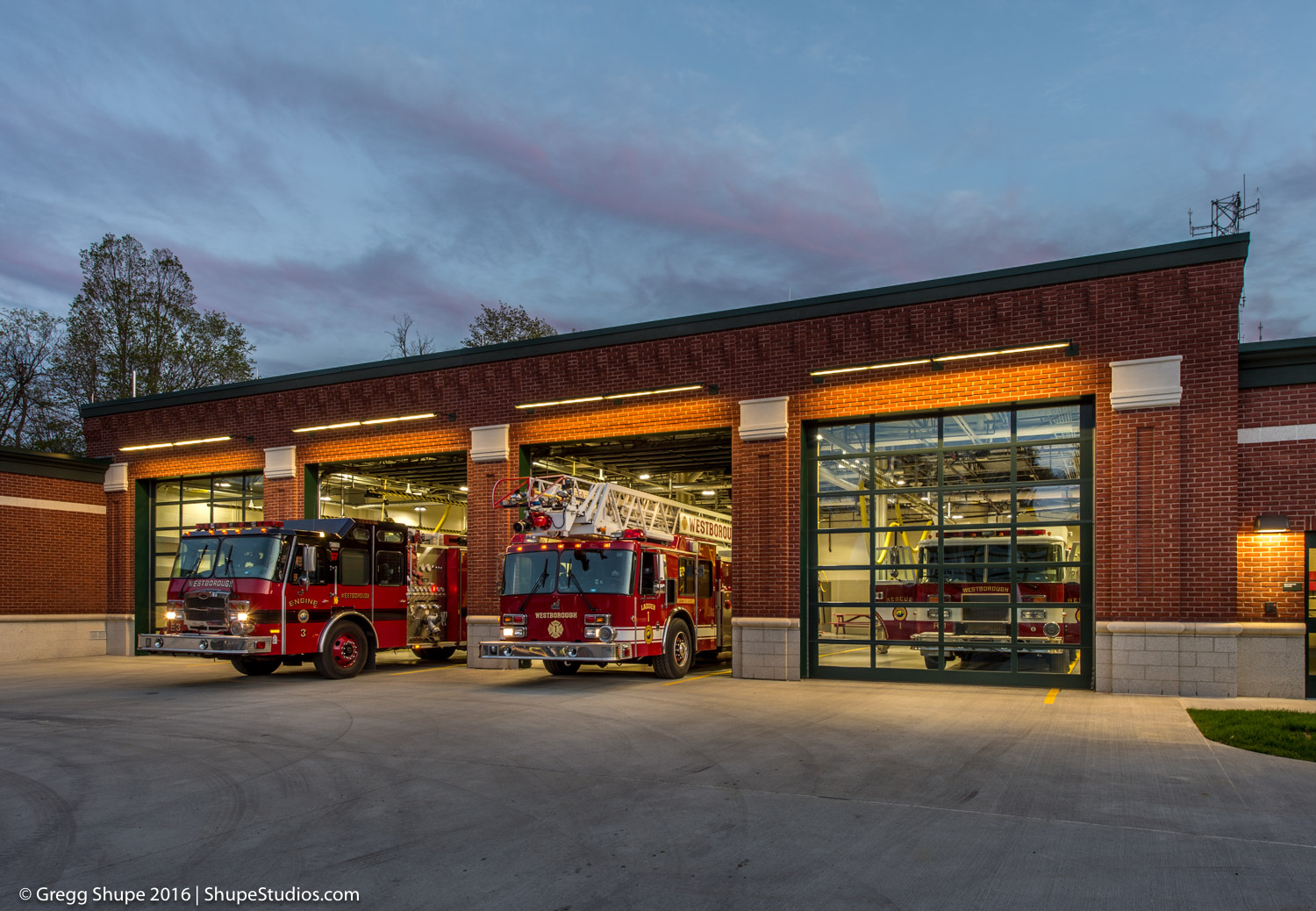 Westboro Fire Station