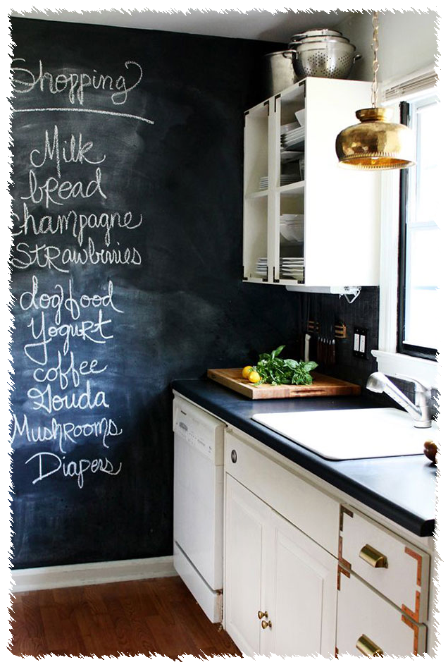 Paint Your Kitchen Cabinets With, How To Chalk Paint Cabinets