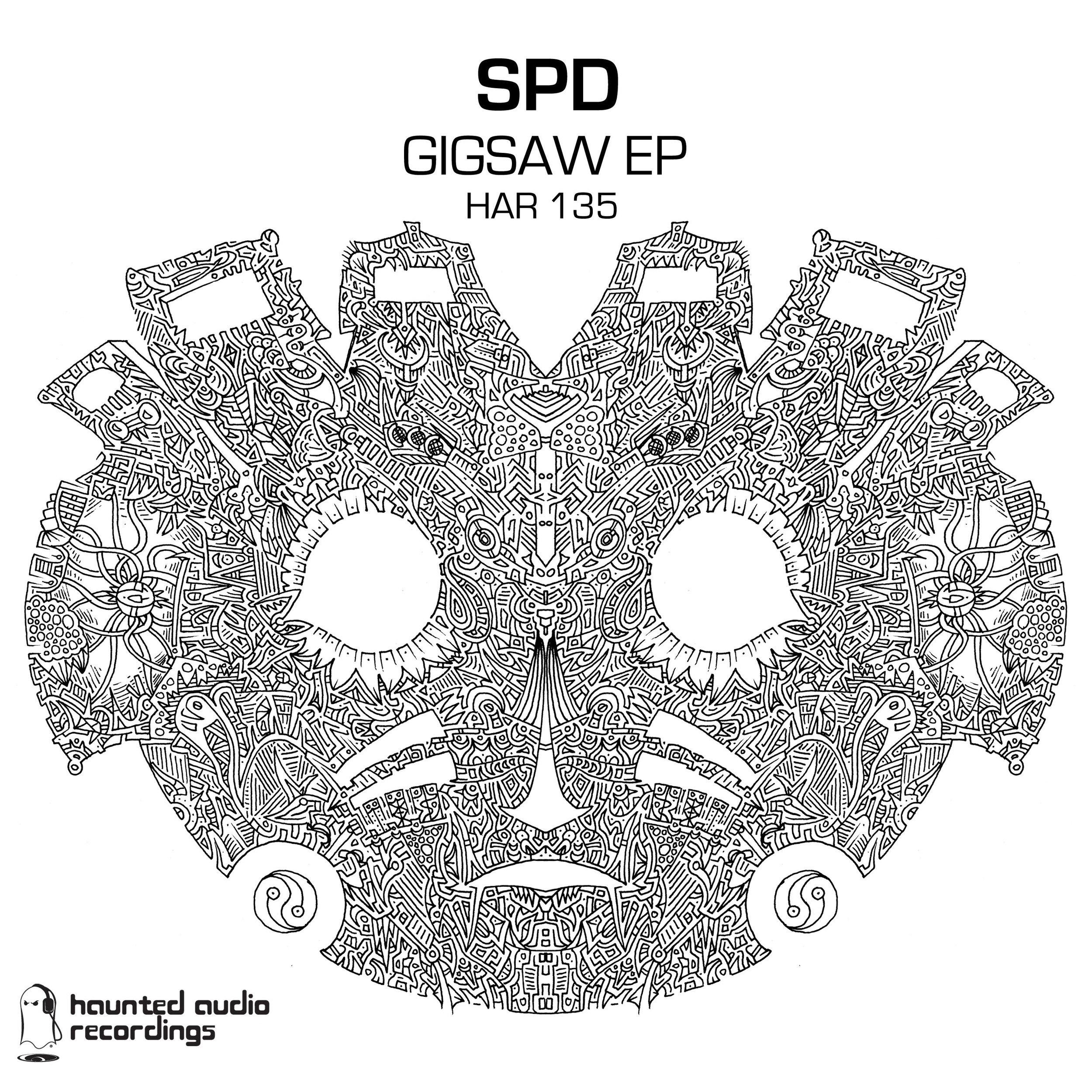 SPD GIGSAW EP