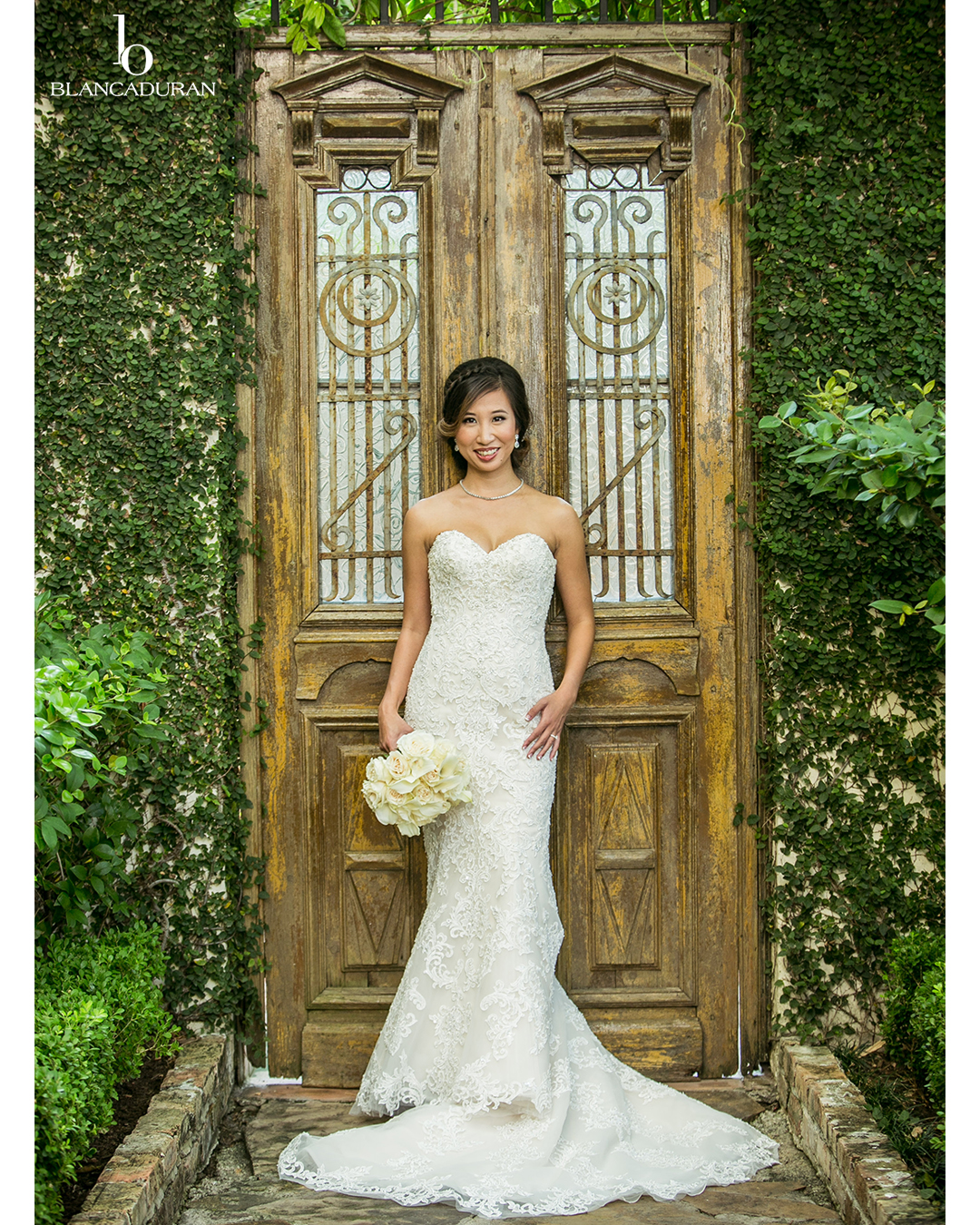 Bridal Portrait by Outdoor Chapel Suite Doors.jpg