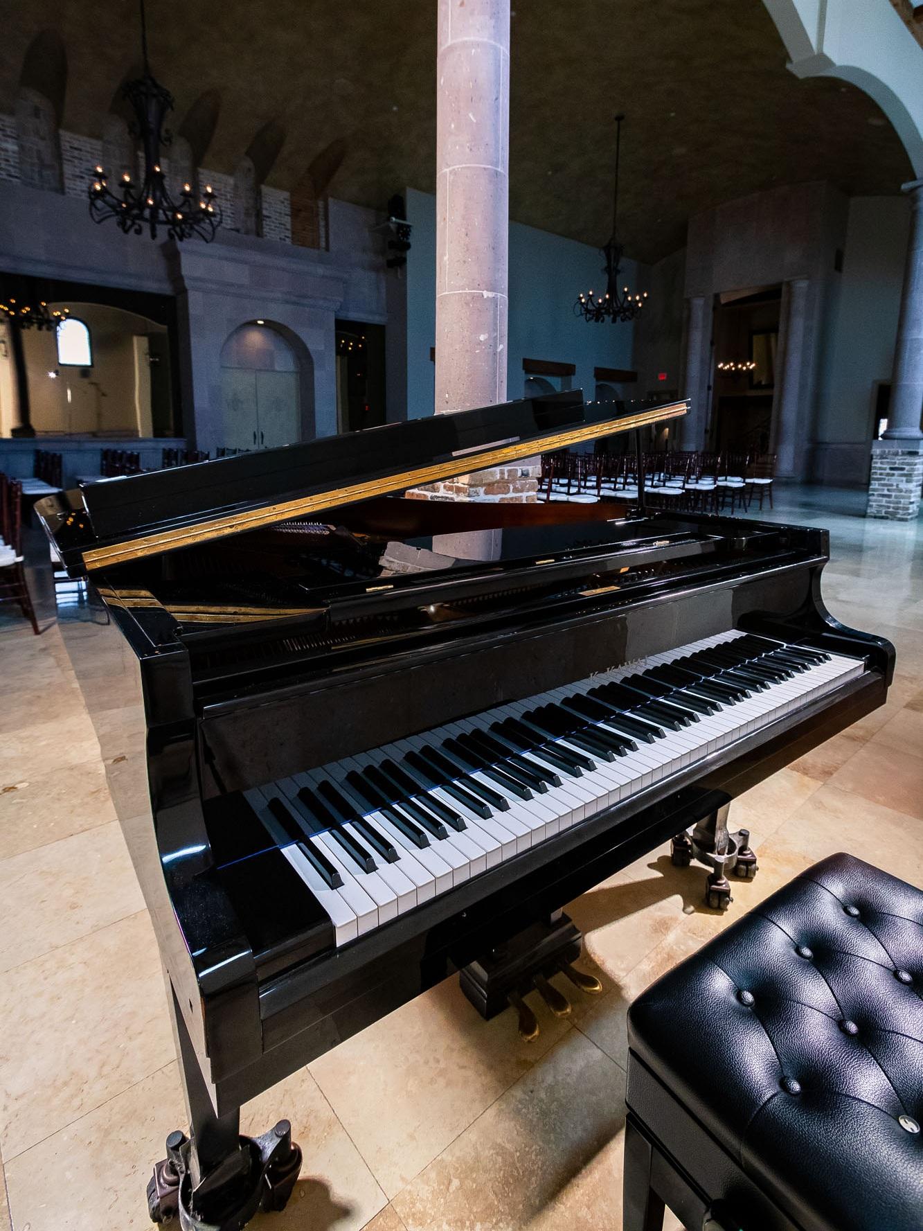 Baby Grand Piano $250