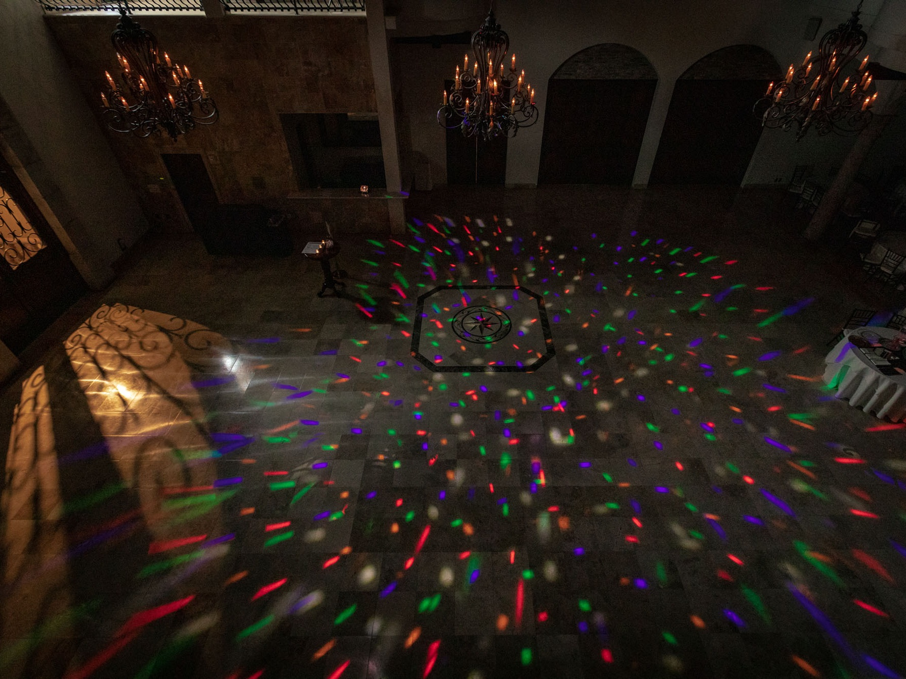 Dance Floor Lighting $149