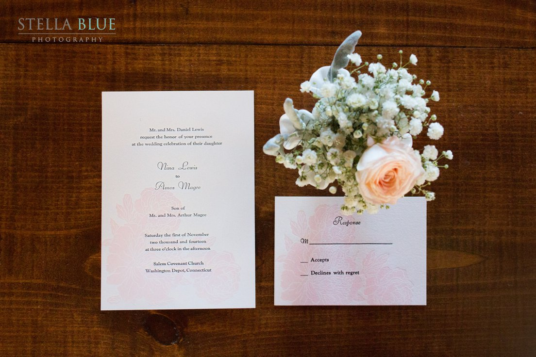 Invitations by South Mountain Press