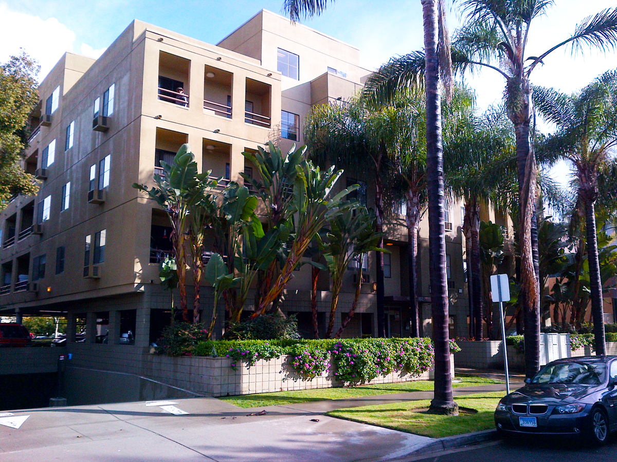 Sold - Hillcrest Palms Apartments - San Diego, Ca