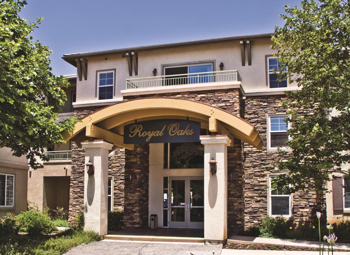 Sold - Royal Oaks Apartments - San Marcos, Ca.