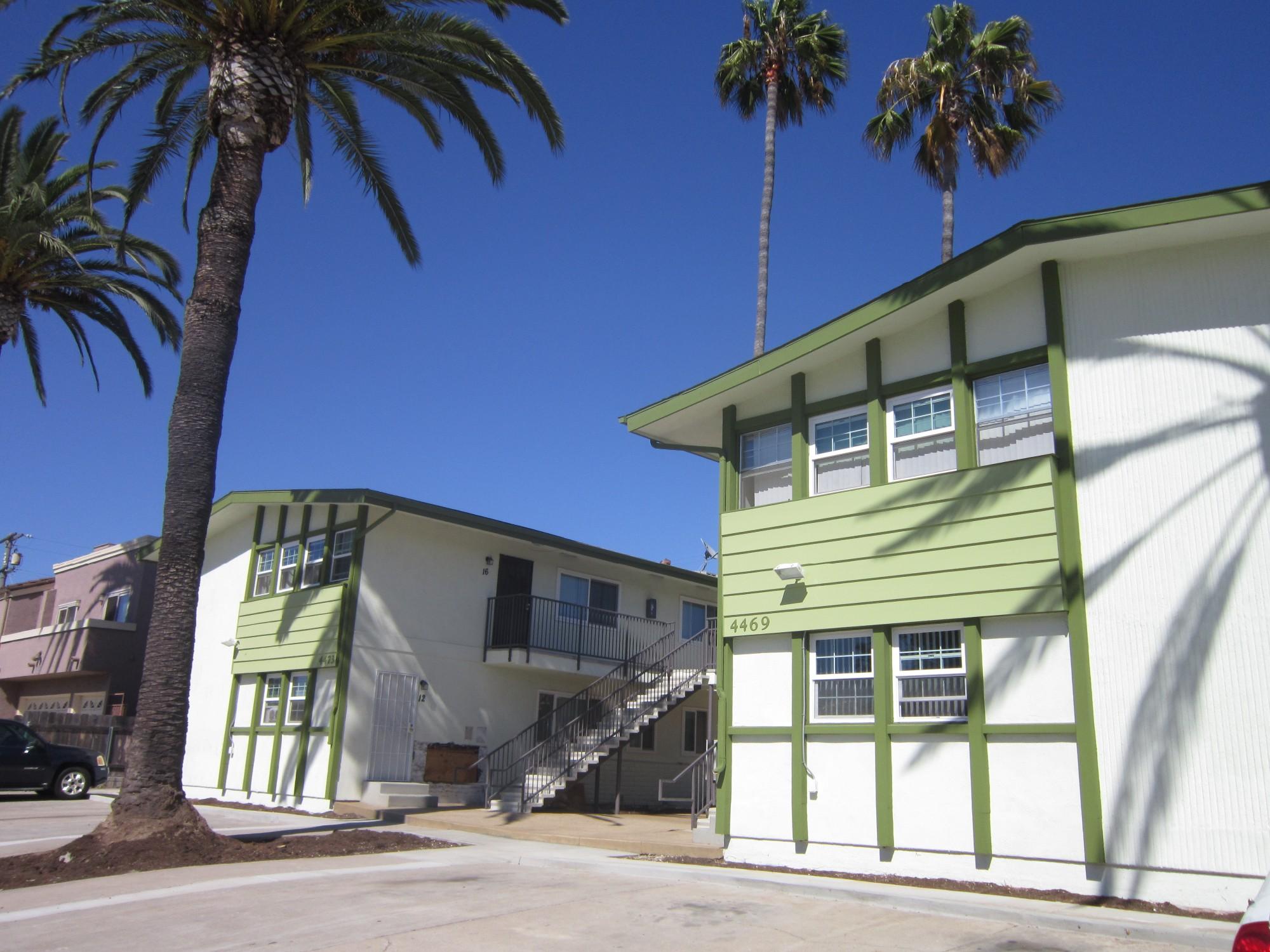 Sold - Alabama Palms Apartments - North Park, Ca.