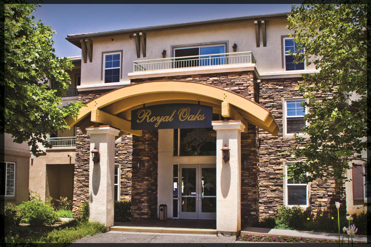 Sold for client - Royal Oaks Apartments - San Marcos, Ca. 122 Units
