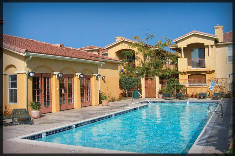 Sold for client - Villa Toscana Apartments - El Cajon, Ca. 116 Units