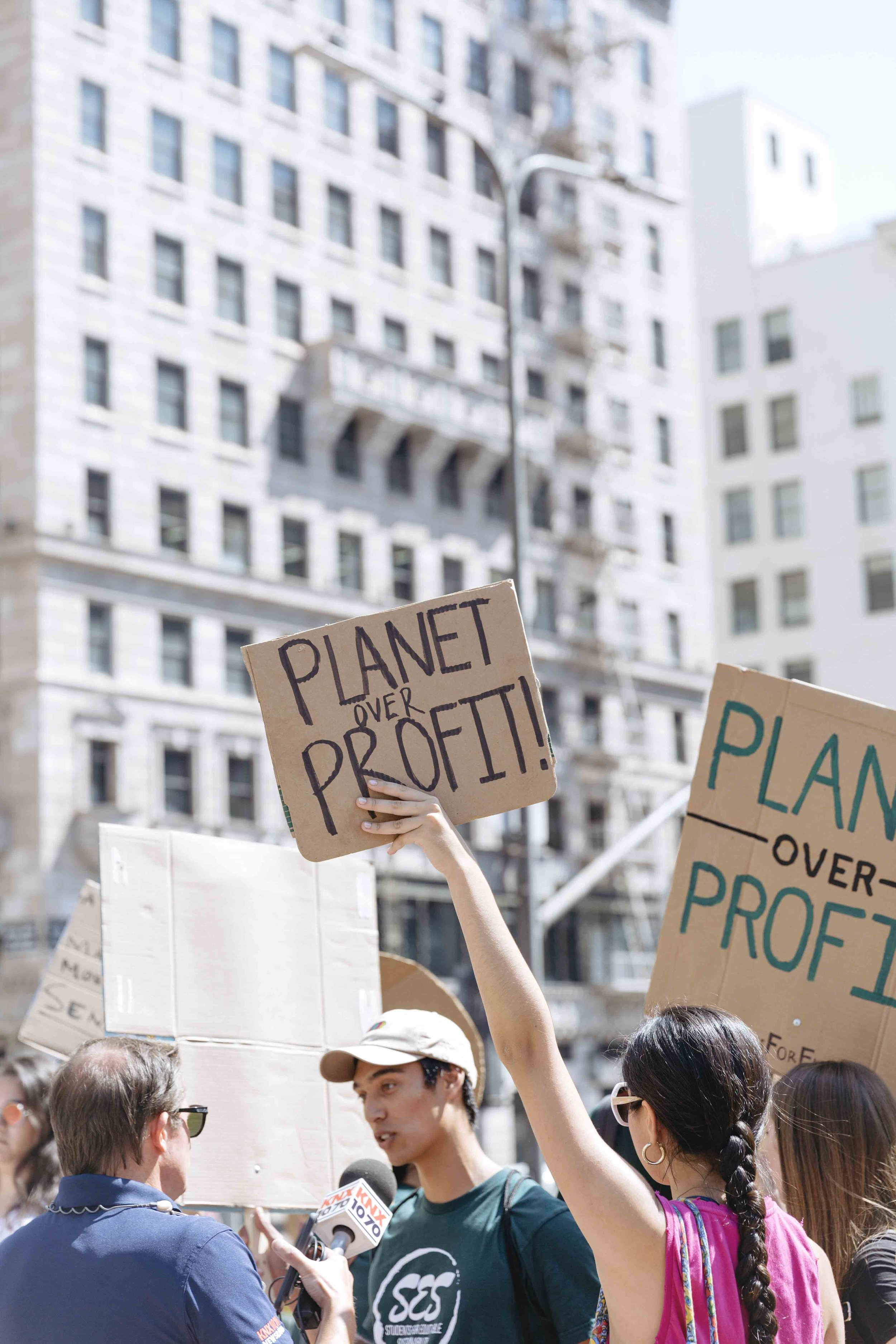Youth Climate Strike, September 20th 2019 -