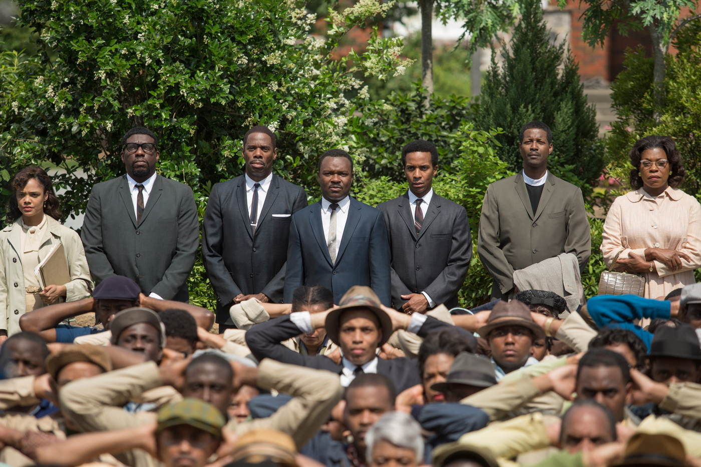 A still from Ava DuVernay's film <i>Selma</i>