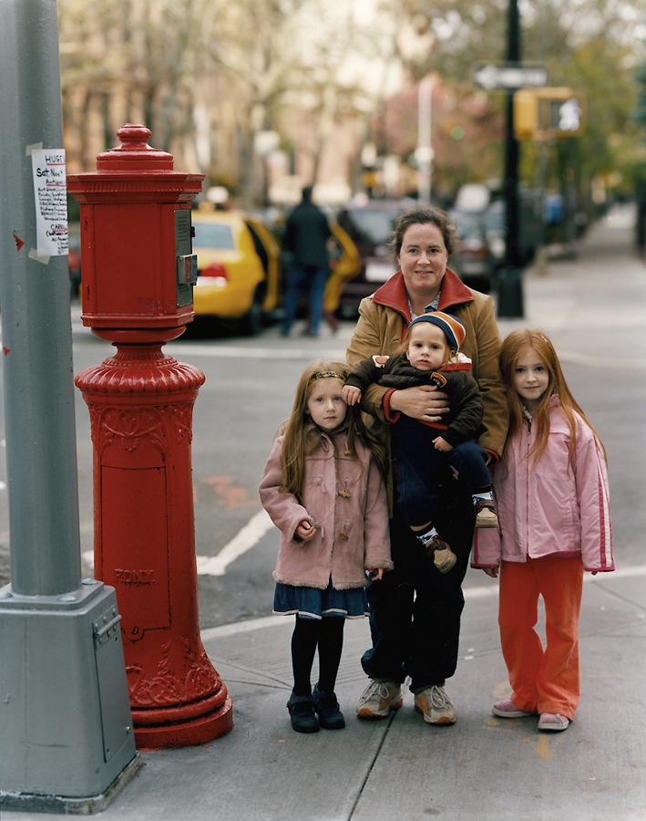 Mother and Children, Brooklyn (2007)