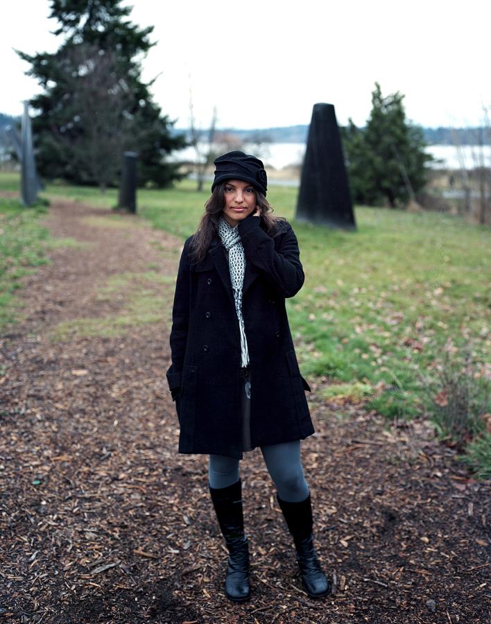 Monica, Seattle (2012)