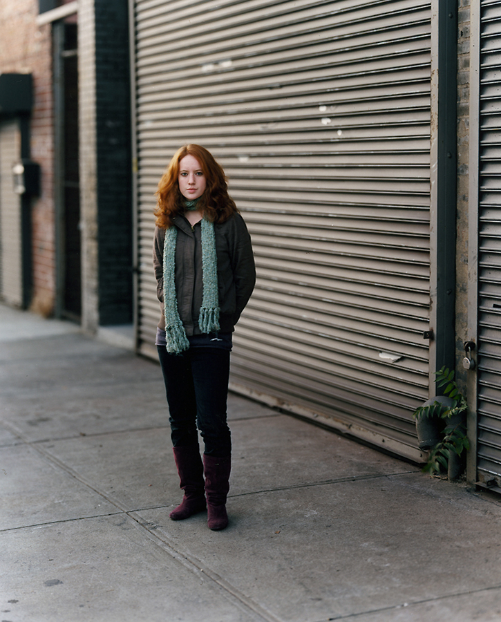 Kate, Brooklyn (2006)