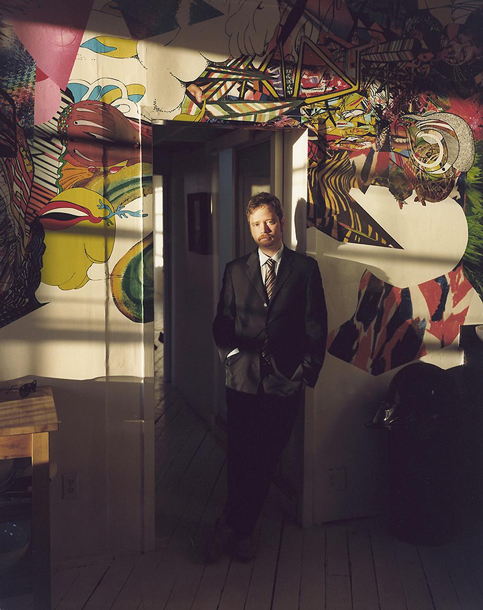 Mike, Brooklyn (2009)
