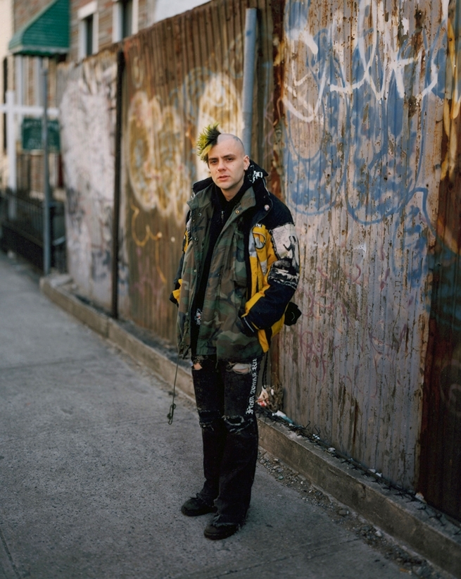 Zak Smith, Brooklyn (2007)