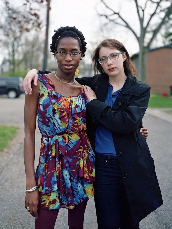 Heidi and Lily, Ohio (2014)