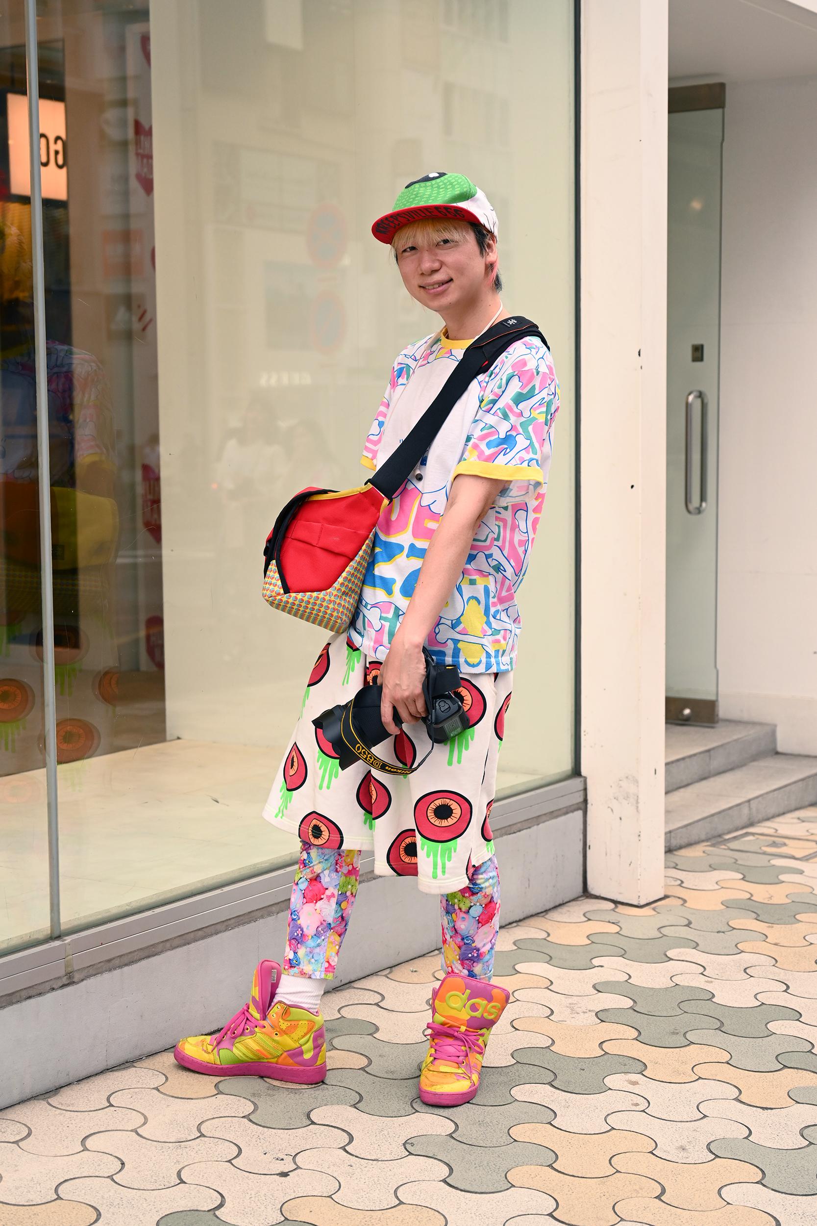 Junnyan (Instagram Fashion Photographer), Shinjuku, Tokyo
