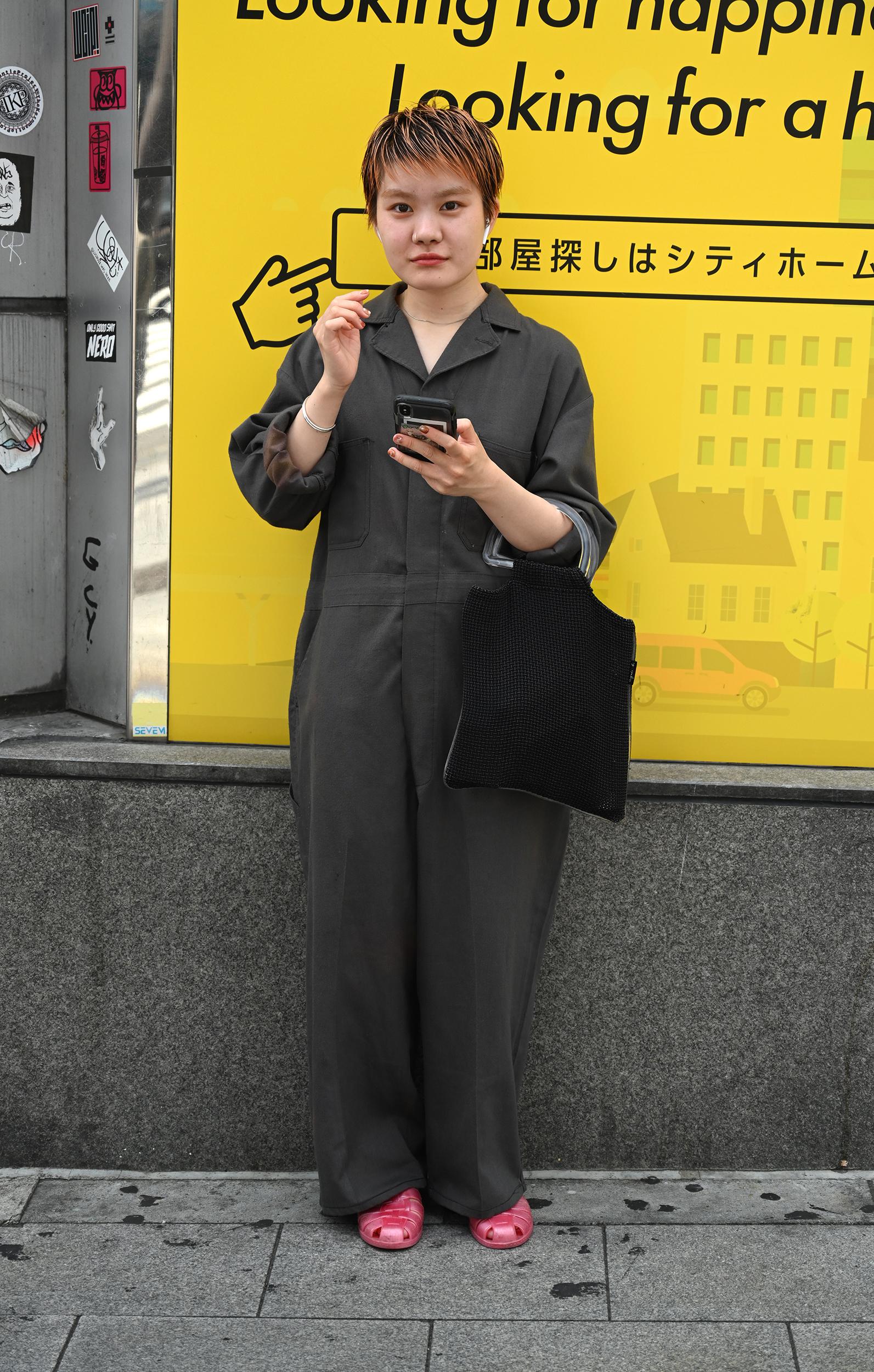 Student, Shinjuku, Tokyo