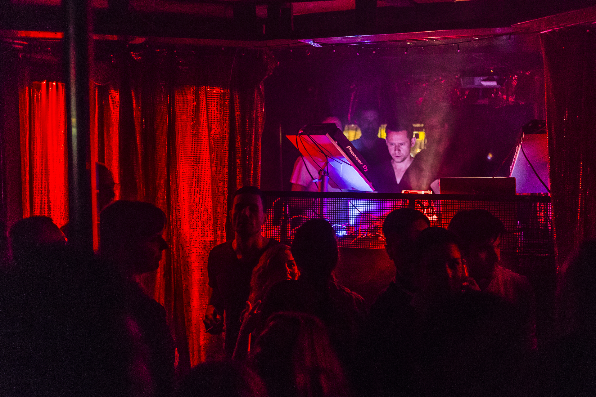 The Belgrade underground musical scene has been interesting and alive since the communist times through the nineties wars, and is now attracting turists from all over Europe