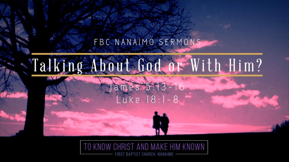 Video Sermons — FBC Nanaimo